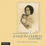 Joaquin Clerch - Guajira a mi Madre 160