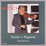 Ruggiero Ricci - Tartini and Paganini Variations 160